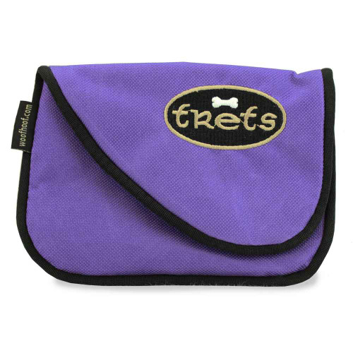 Dog Treat Pouch Bag for Training, Purple
