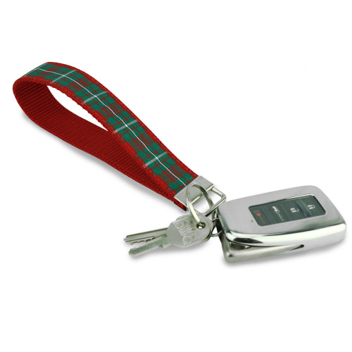 MacGregor Holiday Key Ring, Wristlet