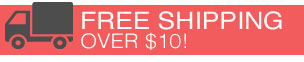 free shipping on orders over $10