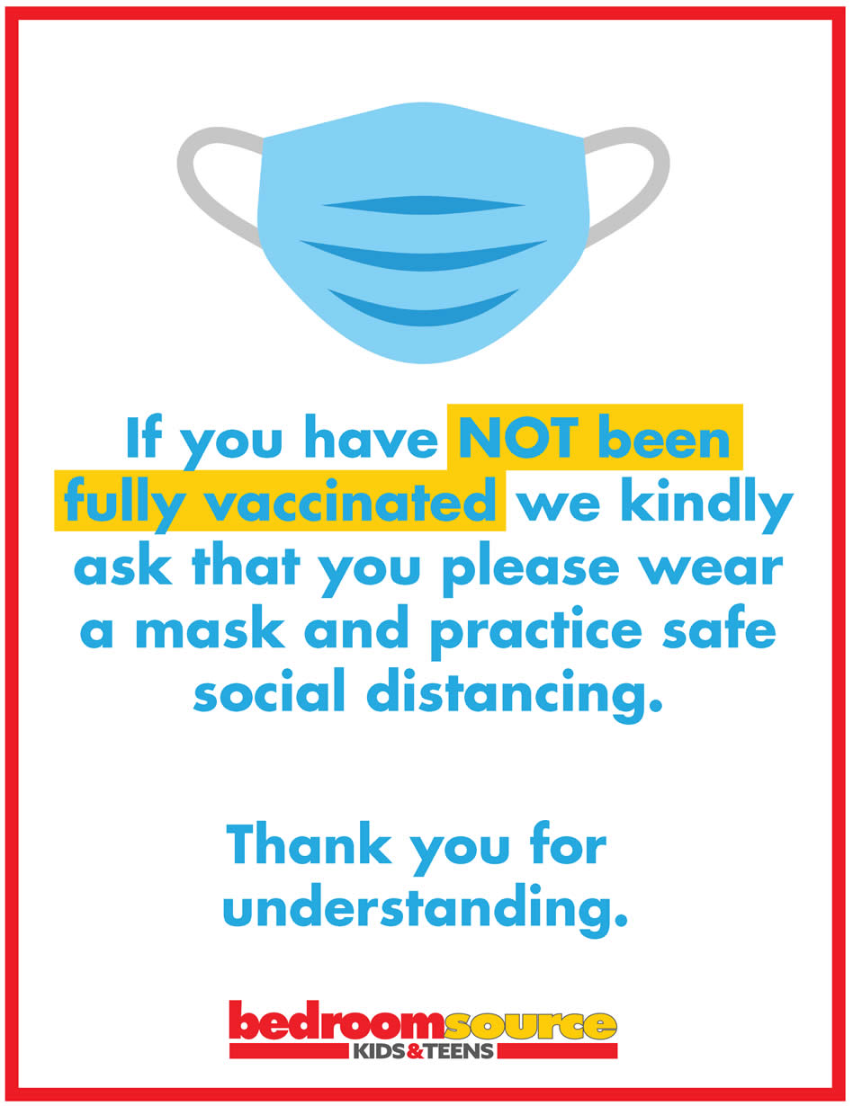 Store Policy on Face Masks and Social Distancing