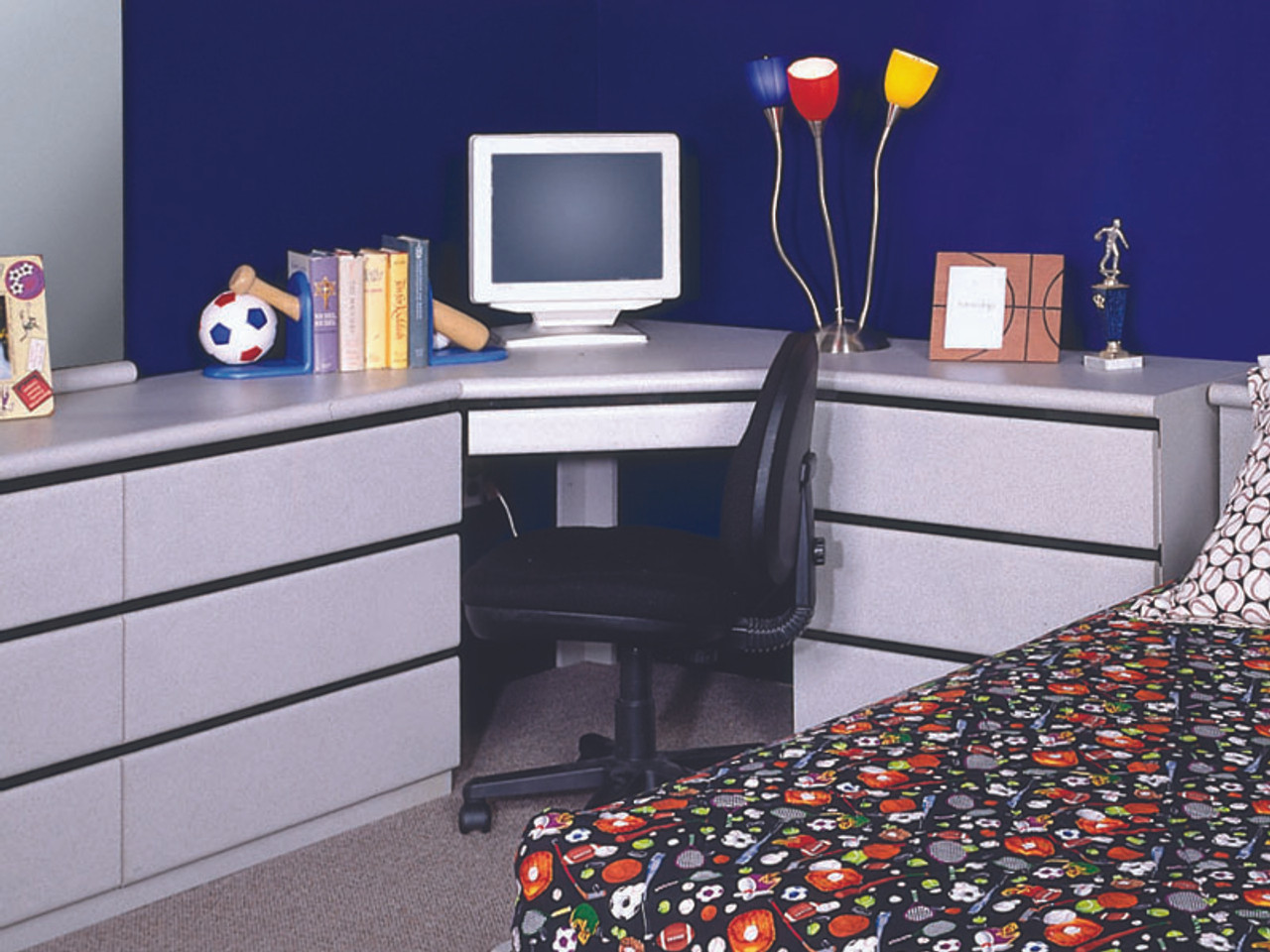 Mica Corner Desk - Bedroom Source - Long Island, NY