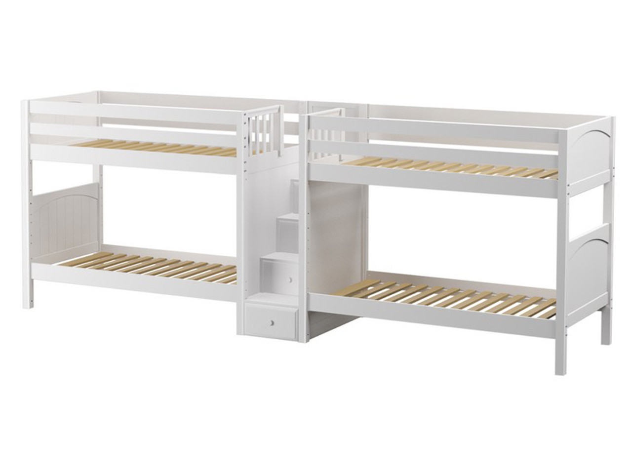Quadruple Bunk Bed With Trundle Marcuscable Com