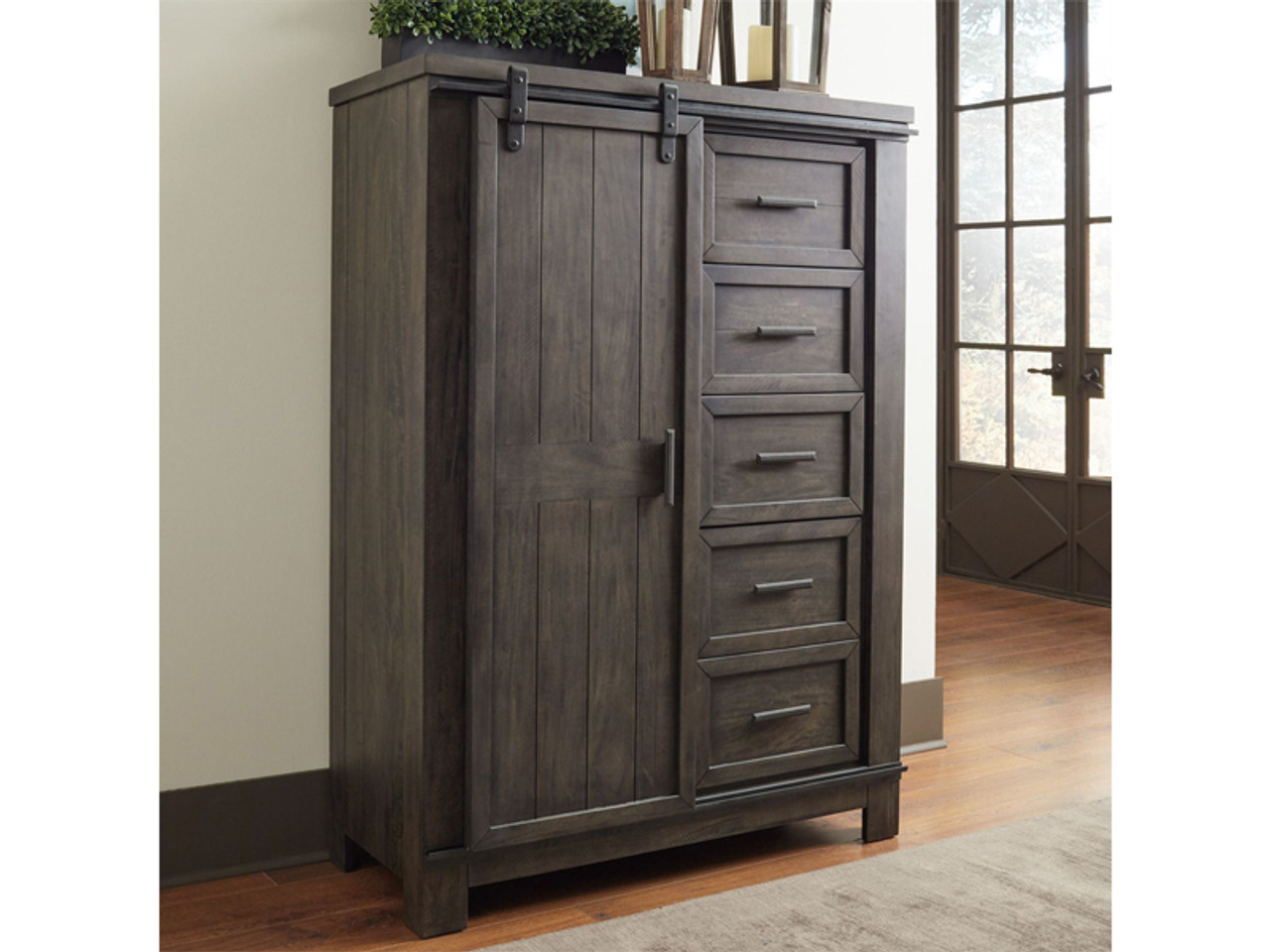 Farmhouse Sliding Door Chest Bedroom Source Kids Furniture