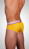 Polyester Briefs Yellow