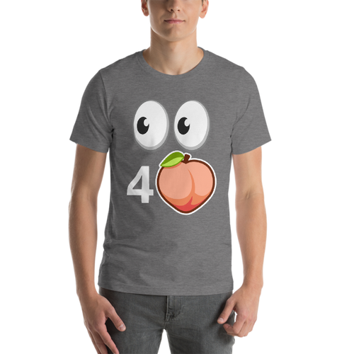 looking for peach Short-Sleeve T-Shirt