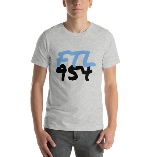 Ft Lauderdale Short-Sleeve T-Shirt