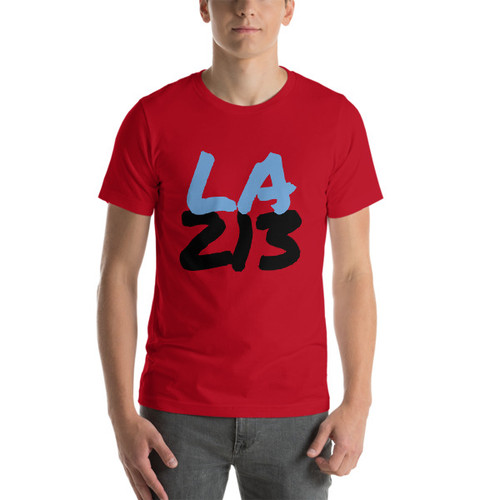 L A Short-Sleeve T-Shirt