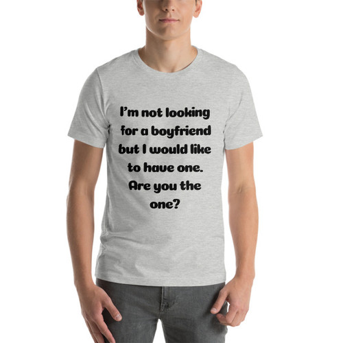 I'm not looking Short-Sleeve T-Shirt
