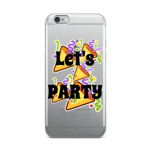 Let's Party iPhone Case