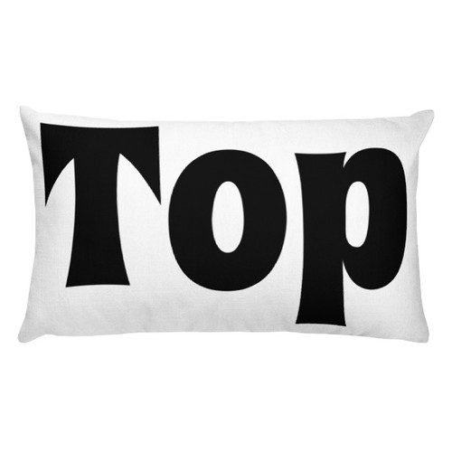 Top Rectangular Pillow