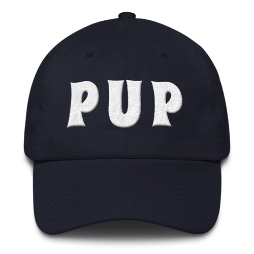 Pup Cotton Cap