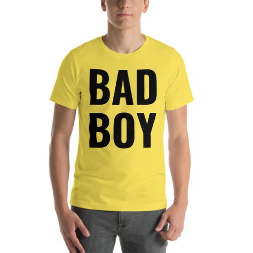 Bad Boy Short-Sleeve T-Shirt