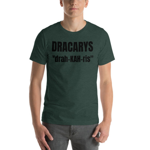 Dracarys Short-Sleeve T-Shirt