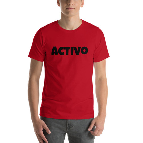 """Activo"" Short-Sleeve T-Shirt"
