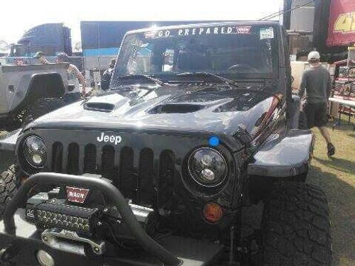 JK Gladiator Conversion - Chris Durham Motorsports