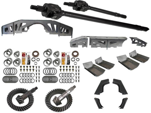 Jeep JK Wrangler Stage 4 Axle Kit