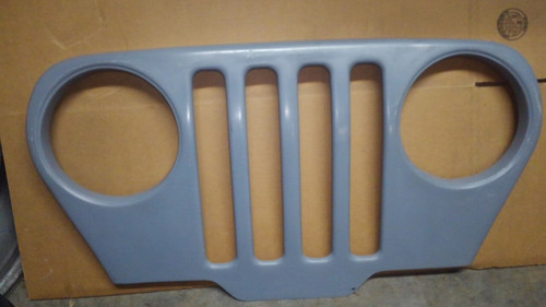 Tj NARROWED GRILLE