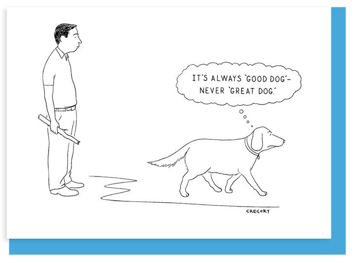 NLCC031 - GOOD DOG