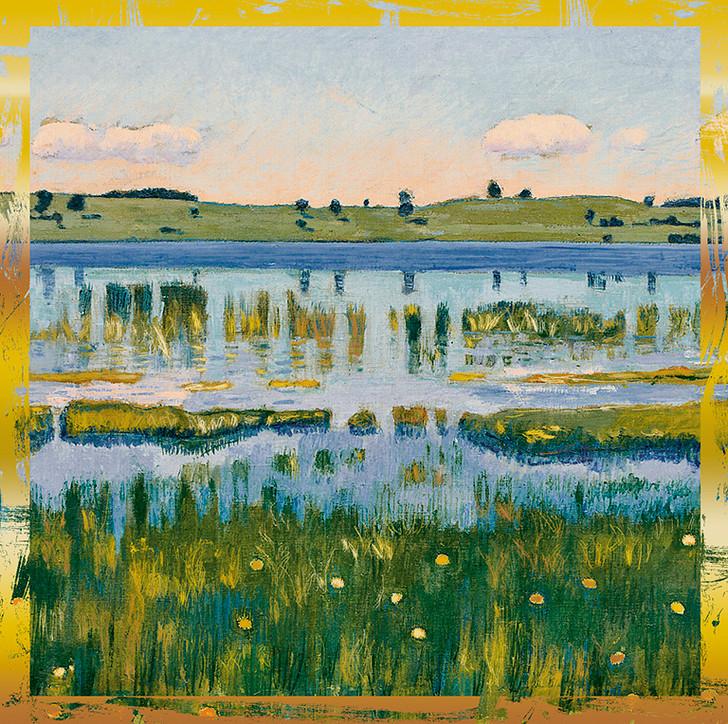 9981970058 - Edge of Aeschi Lake