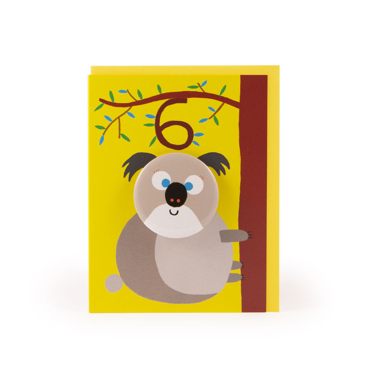HOOT015 - 6 YR OLD - KOALA BEAR