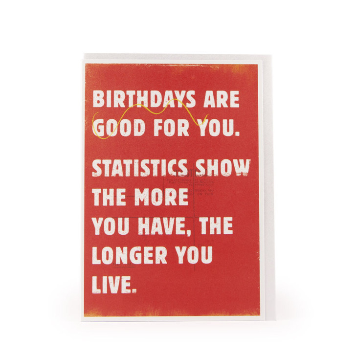 SCR608 - BIRTHDAYS ARE GOOD FOR YOU