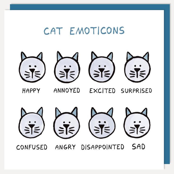 WRO013 - CAT EMOTICONS