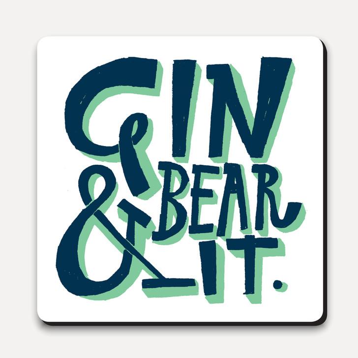 COATYP998 - GIN & BEAR IT