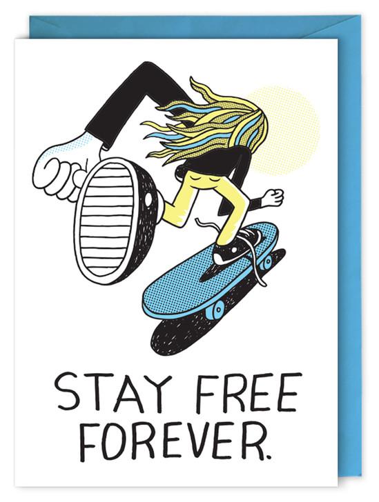 JVC09 - STAY FREE