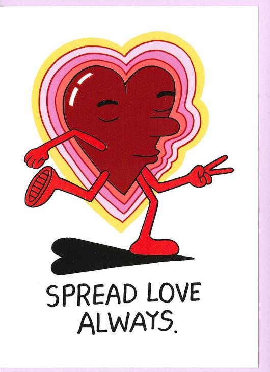 JVC22 - SPREAD LOVE ALWAYS