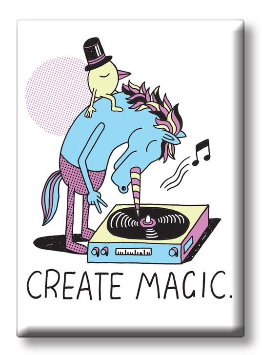 JVMAG01 - CREATE MAGIC MAGNET