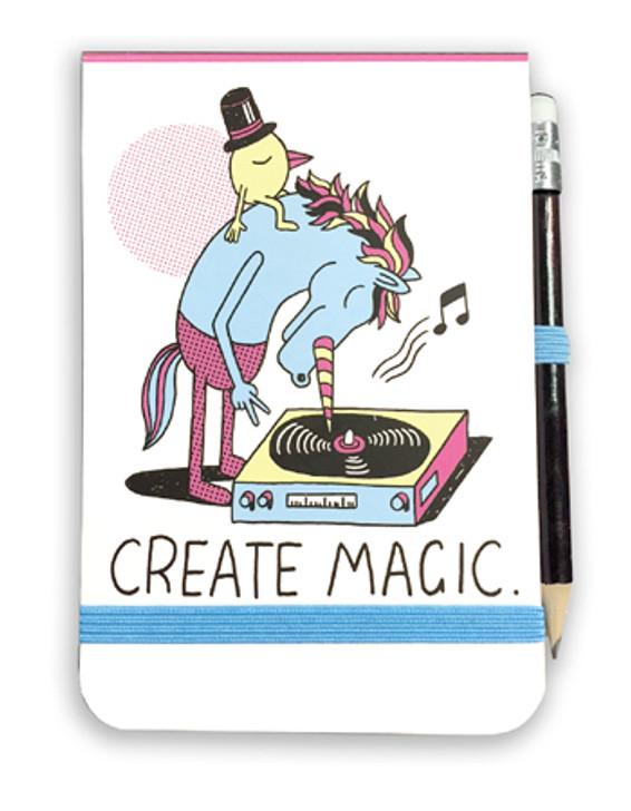 JVNP02 - CREATE MAGIC NOTEPAD