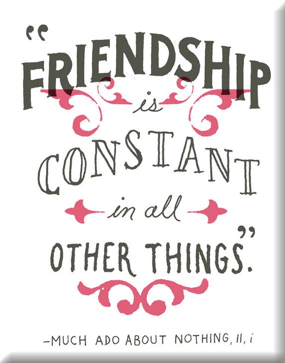 SHMAG10 - FRIENDSHIP HARD MAGNET