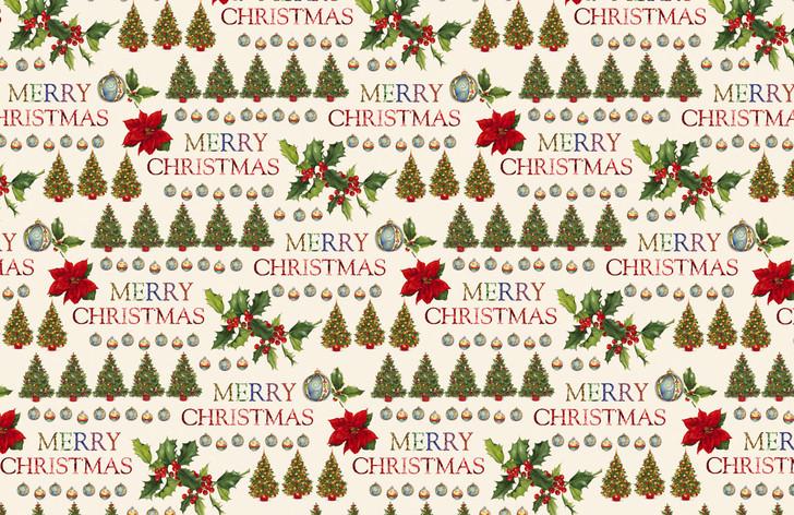 T0386 - MERRY CHRISTMAS