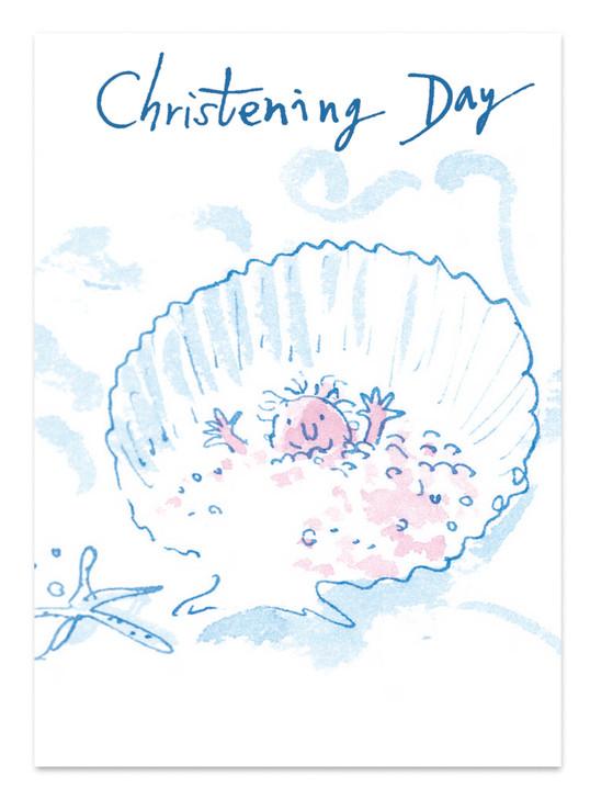 K446504 - CHRISTENING DAY