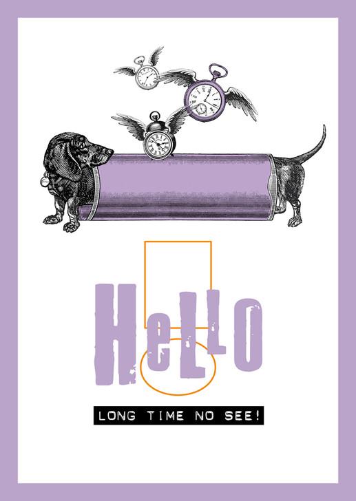 S003 - HELLO LONG DOG