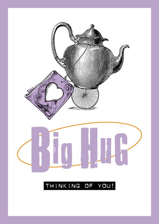 S014 - BIG HUG TEAPOT