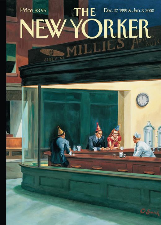 NYV027 - New Year for Nighthawks