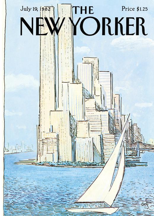 NYV128 - Sailboat NYC