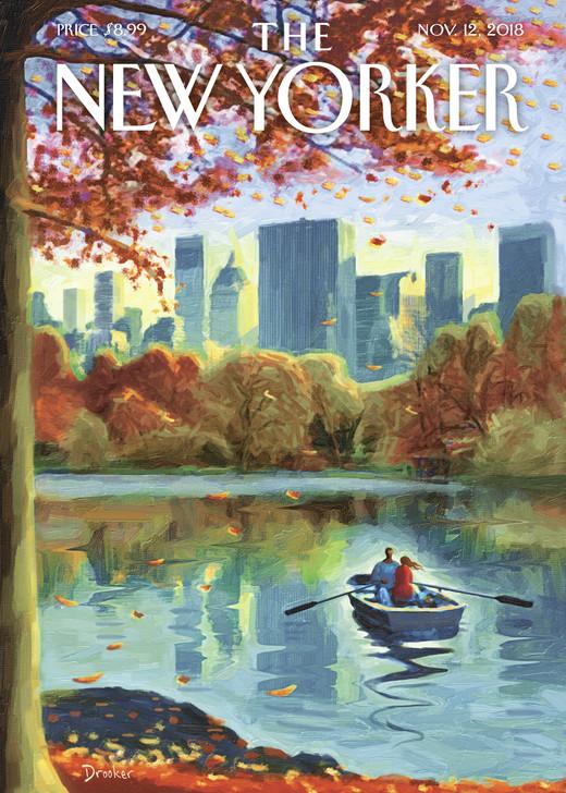 NYV135 - Autumn Central Park