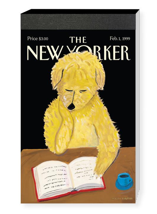 NYVNP04 - DOG READING