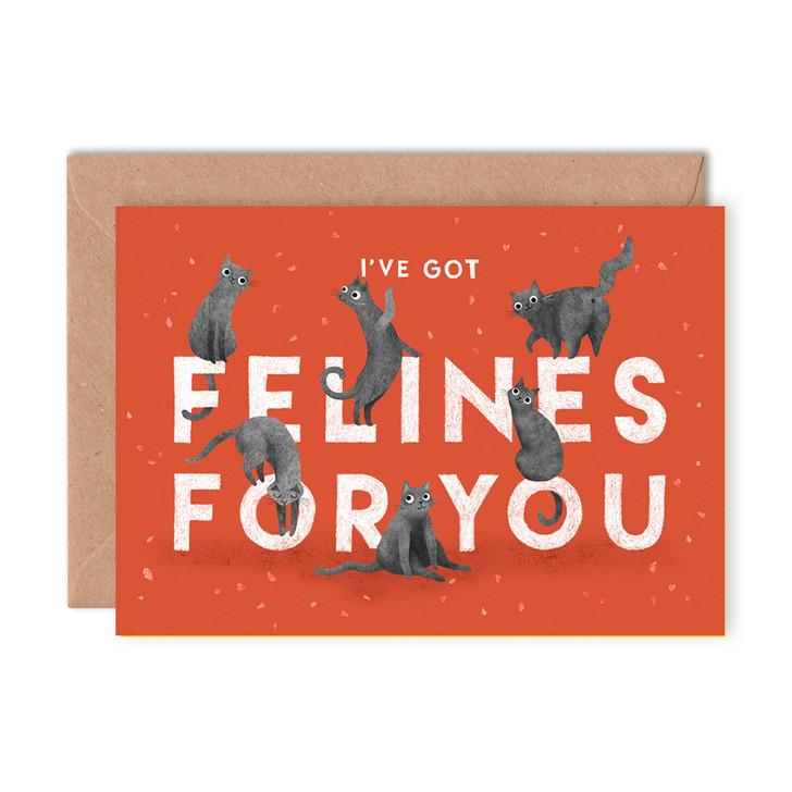 ENTYP012 - FELINES FOR YOU