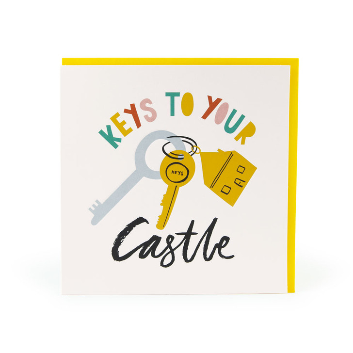 OCC166 - KEYS TO YOUR CASTLE