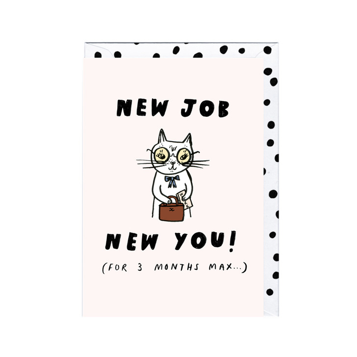 HR114 - NEW JOB  NEW YOU!