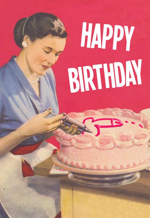 KMK369 - PENIS CAKE