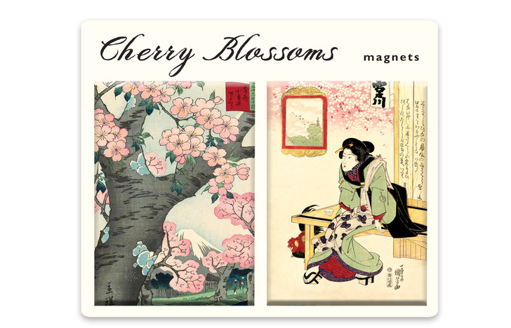 NLMAGSET02 - CHERRY BLOSSOMS