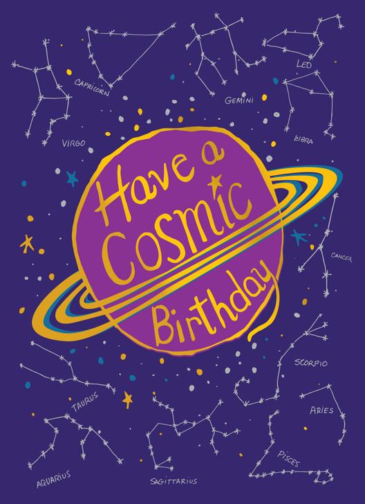 NLSC08 - COSMIC BIRTHDAY