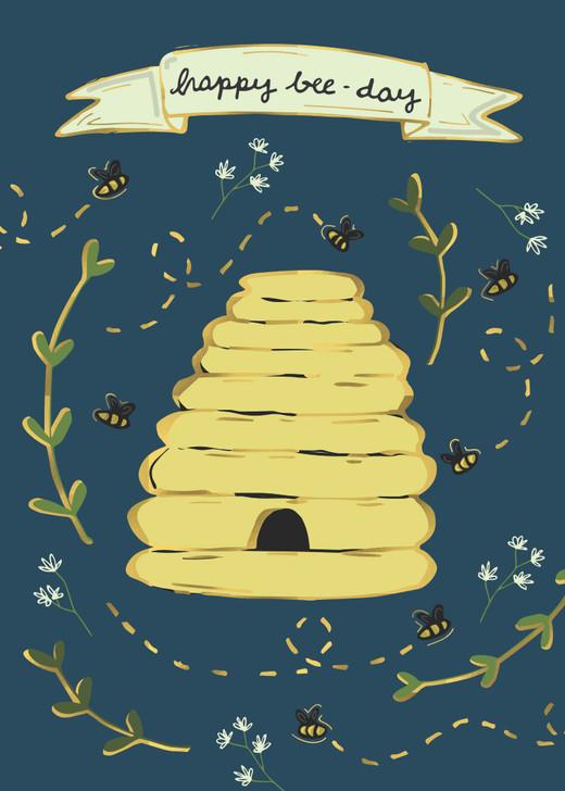 NLSC10 - HAPPY BEE-DAY