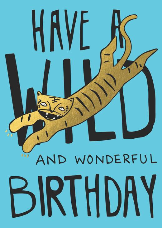 NLSC13 - WILD BIRTHDAY