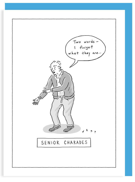 NYC375 - Senior Charades