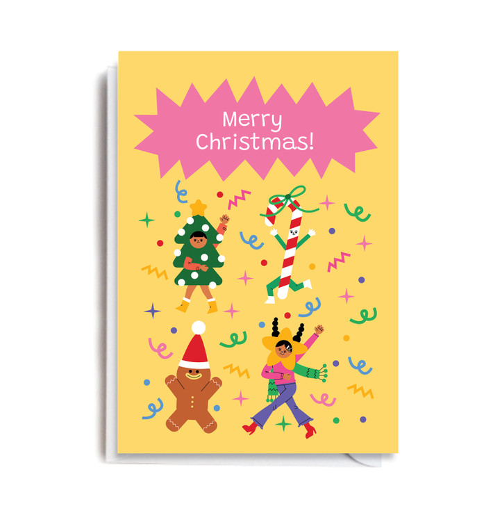 LP101 - Merry Christmas Festivities!